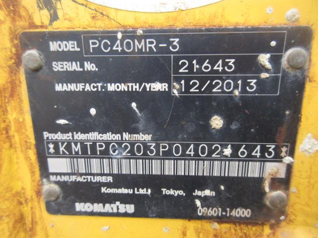 PC40MR-3 #21643写真