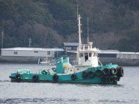 Tug Boat  E/G : 450PS×2写真