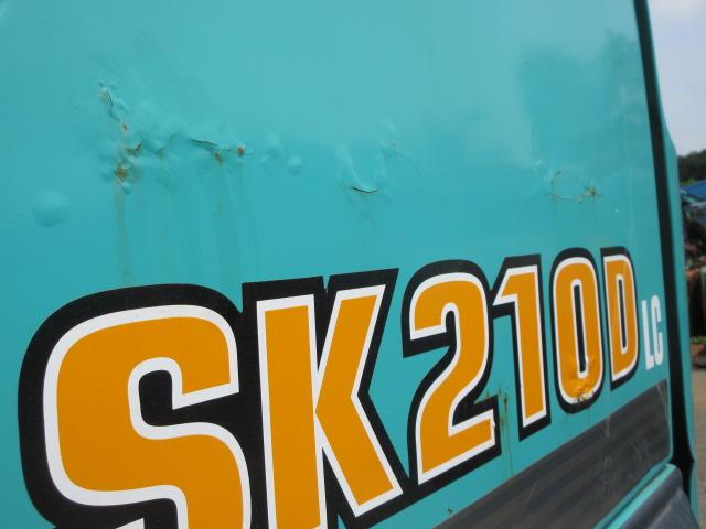 SK210DLC-8 #YQ12-08314写真