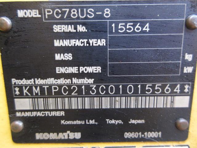 PC78US-8 #15564写真