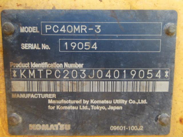 PC40MR-3 #19054写真