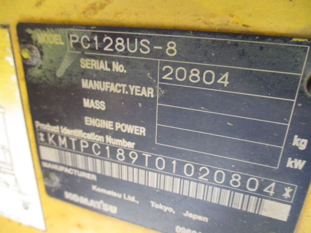 PC128US-8 #20804写真